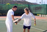 Tennis lessons and courses, Algarve