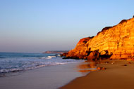 Algarve beaches are some of the best in Portugal
